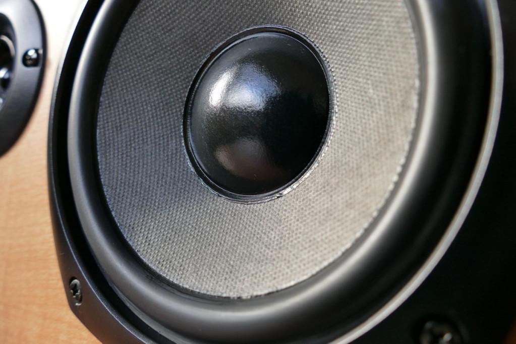 aktive højttalere