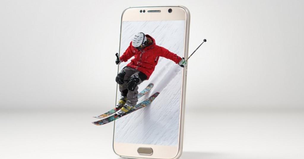 Sådan følger du med i sporten på din mobil!