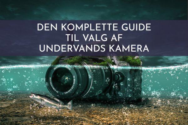 undervands kamera