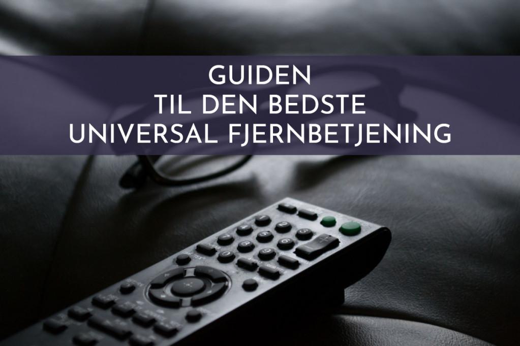Universal fjernbetjening