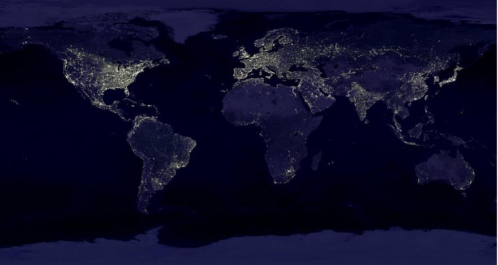 Se hele verden fra din stue