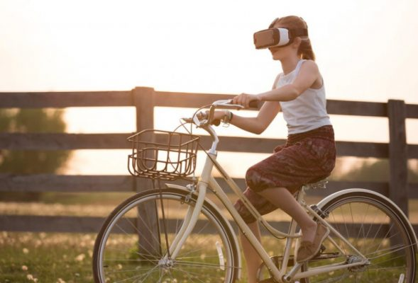 virtual reality barn
